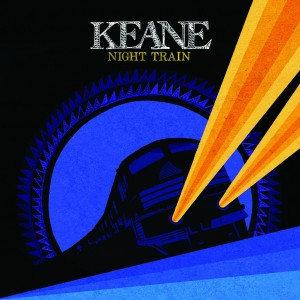 Keane - Night Train (ORANGE VINYL)