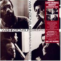 Lloyd McNeill Quartet - Washington  Suite (2021 OXBLOOD VINYL REISSUE)