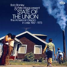 Bob Stanley & Pete Wiggs Present - State Of The Union  (2LP VINYL)