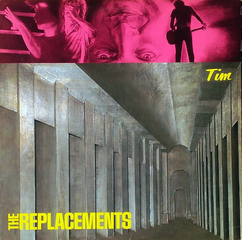 The Replacements  - Tim (LIMITED MAGENTA TRANSLUCENT VINYL)