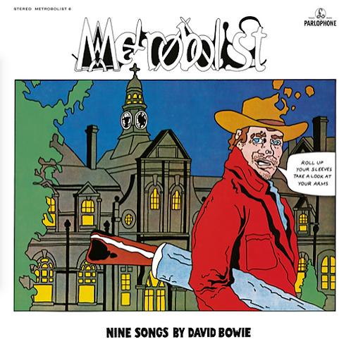 David Bowie - The Metrobolist AKA The Man Who Sold The World  (