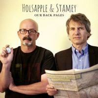 Peter Holsapple & Chris Stamey - Our Back Pages (VINYL)
