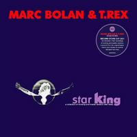 Marc Bolan & T Rex - Star King (RED VINYL)