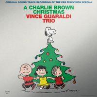 Vince Guaraldi - A Charlie Brown Christmas  (LIMITED LENTICULAR SLEEVE VINYL)