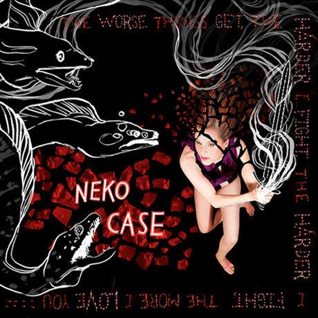 Neko Case - The Worse Things Get, The Harder I Fight...   (VINYL)
