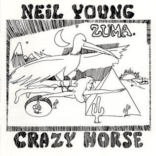 Neil Young With Crazy Horse  - Zuma (VINYL)