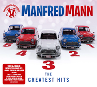 Manfred Mann 54321  - The Greatest Hits (CD)