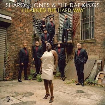 Sharon Jones And The Dap Kings - I Learn The Hard Way  (VINY