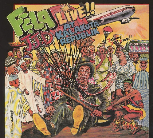 Fela Kuti - JJD (VINYL)