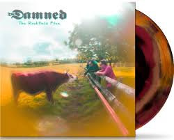 The Damned - Rockfield Files (COLOURED VINYL)