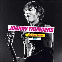 Johnny Thunders - Live In Los Angeles1987 (2LP VINYL)
