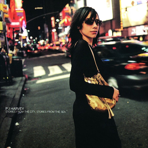 PJ Harvey - Stories From The City, Stories From The Sea  (VINYL)