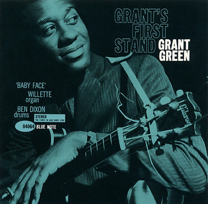 Grant Green - Grant's First Stand  (VINYL)