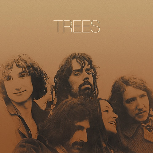 Trees -  Trees: 50th Anniversary Edition (4LP BOXSET)