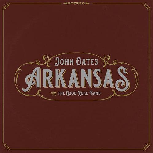 John Oates With The Good Road Band  - Arkansas (VINYL)