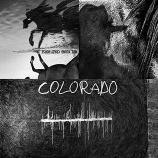 Neil Young With Crazy Horse  - Colorado (2LP VINYL)