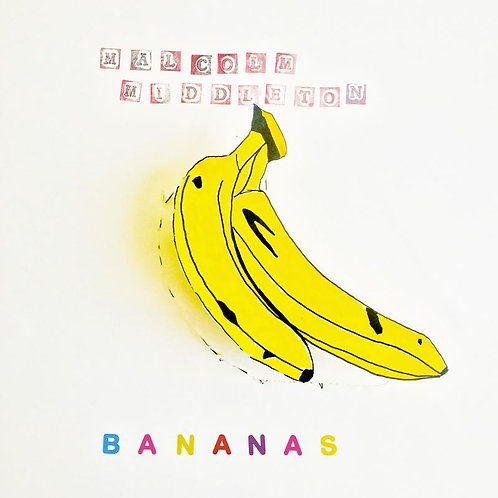 Malcolm Middleton - Bananas  (VINYL)