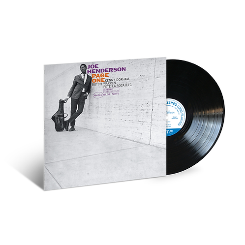 Joe Henderson- Page One (180g VINYL)