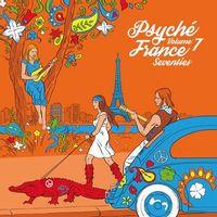 Psyche France, Vol. 7  - Psyche France, Vol. 7 (VINYL)