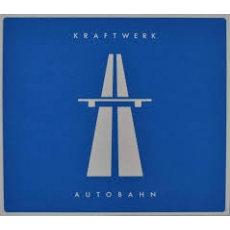 Kraftwerk - Autobahn  (2020 BLUE VINYL)