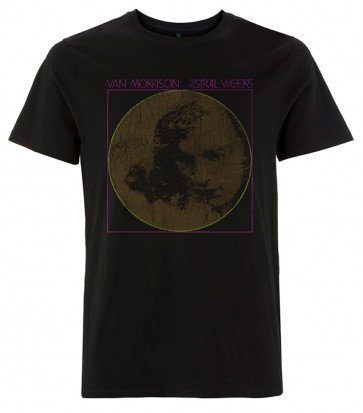 Van Morrison - Astral Weeks T-Shirt  (LARGE)