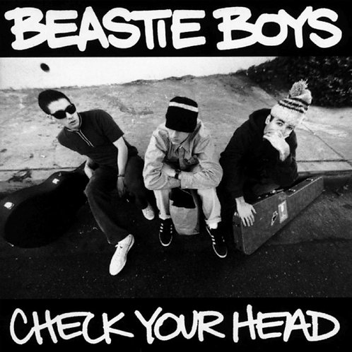 Beastie Boys - Check Your Head  (2LP VINYL)