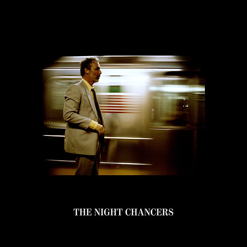 Baxter Dury - The Night Chancers (CRYSTAL CLEAR VINYL + DOWNLOAD)