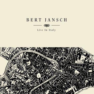 Bert Jansch - Live In Italy  (2LP VINYL)