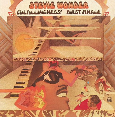 Stevie Wonder - Fulfillingness' First Finale  (VINYL)