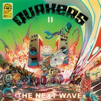 Quakers - II The Next Wave  (LIMITED BLUE VINYL)