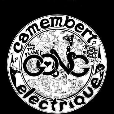 Gong  - Camembert Electrique (VINYL)