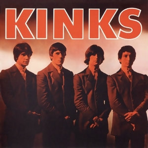 The Kinks - The Kinks  (RED VINYL)
