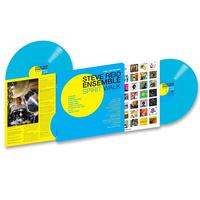 Steve Reid - Spirit Walk Feturing Kieran Hebden  (2LP BLUE VINYL)