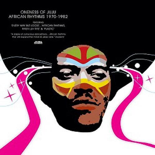 Oneness Of Juju - African Rhythms 1970-1982  (2LP VINYL)