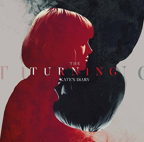 OST - The Turning: Kate's Diary  (RED & BLACK 2LP)