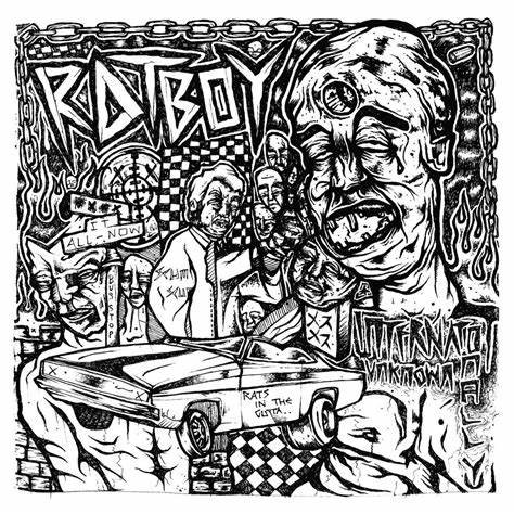 Rat Boy  - Internationally Unknown (VINYL)