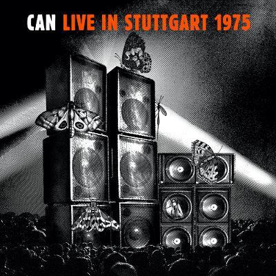 Can - Live In Stuttgart 1975 (TRIPLE VINYL)
