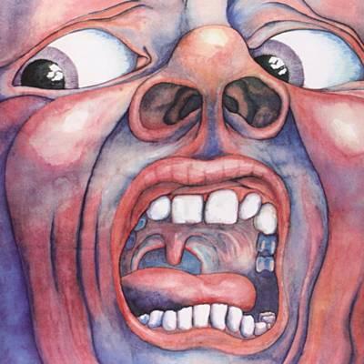 King Crimson  - In The Court Of The Crimson King (200g VINYL)