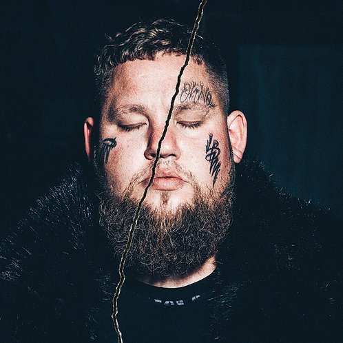 Rag 'N' Bone Man - Life By Misadventure  (LIMITED RED VINYL)