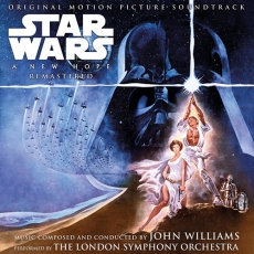 OST - Star Wars: A New Hope  Remastered  (2LP VINYL)