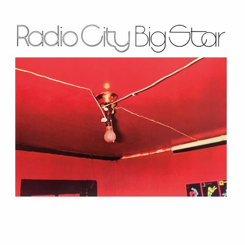 Big Star - Radio City  (180G ALL ANALOGUE MASTERED VINYL)