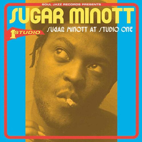 Sugar Minott - Sugar Minott At Studio One (VINYL)