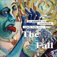 The Fall - The Wonderful And Frightening Escape Route  VINYL)