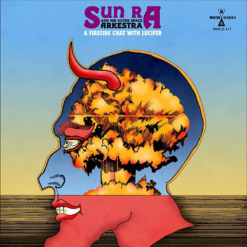 Sun Ra -  A Fireside Chat With Lucifer  (2021 REISSUE VINYL)