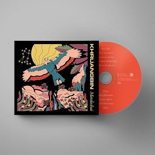 Khruangbin - Mordechai  (CD)