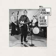 Carl Perkins  - Blue Suede Shoes (VINYL)