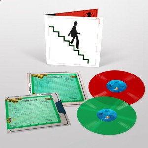 Linton Kwesi Johnson - Bass Culture / LKJ In Dub (GREEN/RED VINYL)