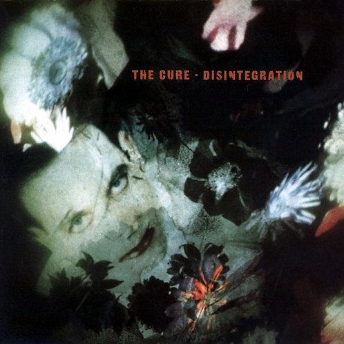 The Cure - Disintegration  (2LP 180g REMASTERED VINYL)