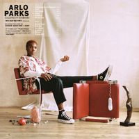 Arlo Parks  - Collapsed In Sunbeams  (LIMITED RED VINYL + POSTER)