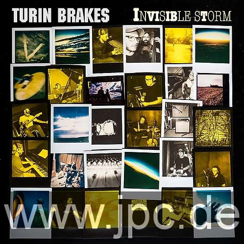 Turin Brakes  - Invisible Storm (LIMITED EDITION VINYL)